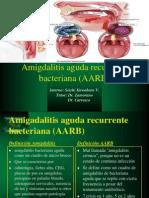 Amigdalitis Crónica Seiyhi Kuwahara.pptx