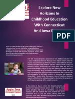 Apple Tree Preschool & Daycare