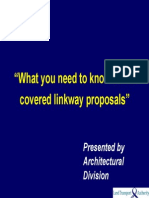 LTA-Covered Linkway Proposal
