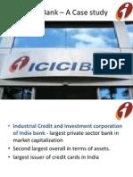 ICICI case study