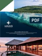 Wakatobi Schedules and Rates