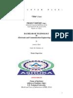 AITM New Project Format BTech UPTU