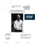 Defense Expert Witness - Hard Drive Forensics - A38-Mitchell Report 2-17-14