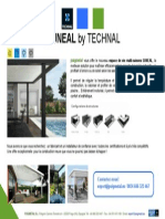SUNEAL by TECHNAL