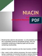 Niacin