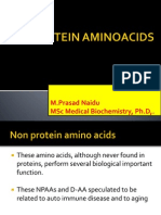 Non Protein Aminoacids,
