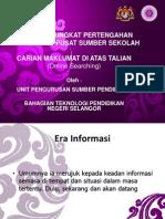 NOTA Carian Maklumat Di Atas Talian (OPAC)