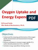 Oxygen Uptake
