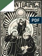 Cantuale Romano-Seraphicum ediz. 1922