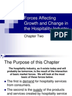2-Forces Affecting Growth and Change in the Hospitality