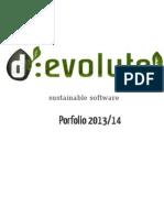 devolute portfolio 2014