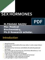 Sex Hormones