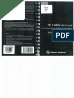 Manual Normas APA 6.0 Versión Abreviada