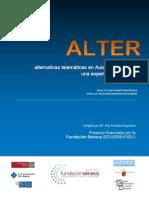 ALTER. Alternativas telemáticas en aulas hospitalarias, una experiencia educativa