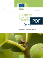 European Economic Forecast - Spring 2014