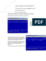 Transferir Spool AS400 a Excel