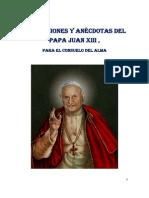 EL PAPA SAN JUAN XXIII, EXTRATOS DE SUS MEDITACIONES Y ANÉCDOTAS BASADOS EN CUATRO DE SUS MEJORES LIBROS, EN pdf