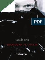 Trandafiri pe viscere - de Daniela Bîrzu (fragmente)