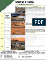!Sahara i Ksary Program Szczegolowy