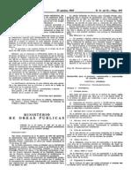 Instruccion de Presas 1967