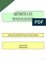 Aritmeticapuntoflotante Pf