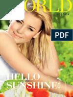 LR козметика и продукти Май 2014