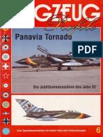 (Flugzeug Profile No.6) Panavia Tornado