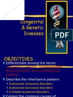 Congenital and Genetic Diseases