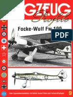 (Flugzeug Profile No.9) Focke-Wulf Fw 190