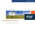 Mobility of the Future Brochure