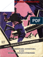 Strugatki, Arkadi & Strugatki, Boris - Extraordinara Aventura a Lui B.I. Stronski