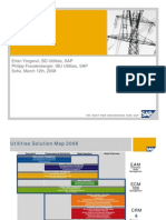 SAP for Utilities Overview and Outlook 03 2008