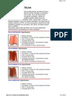 Especificação-Telhas