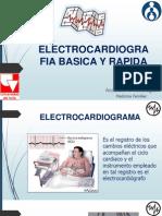 Electrocardiografia Basica y Rapida