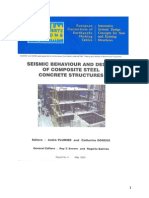 Seismic behaviour and design of composite steel-concrete structures