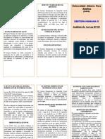 Brochuer La Ley 8701