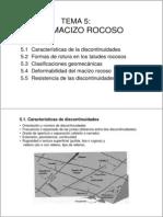 Macizo rocoso diapositivas