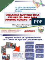 Vigilancia Calidad Del Agua - Psl 2013.