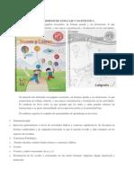 Cuadernos de Lenguaje y Matemática