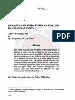 ART_Rahardjo-M. Haryanto_Penanganan Tindak Pidana_Full Text