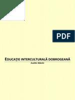 Educatie Interculturala Dobrogeana Manualul Auxiliar