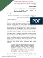 19&20 - Proposições Para o Estudo Da Crítica de Arte Do Século XIX, Por Dario Gamboni