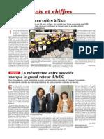 CR La Tribune Du 2 Mai 2014_12ème Matinée d'Information Débat