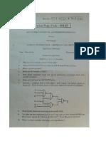 Testing of VLSI Circuits Dec 2013