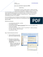 Prepare DMDx Files for Input into SPSS