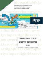 IX+Semana+de+Letras+da+Ufes+-+Caderno+de+Resumos+-+2011