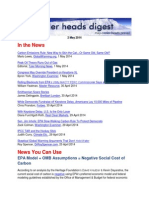 Cooler Heads Digest 2 May 2014