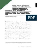 Caso Marco Feliciano Comunicação Midia Consumo