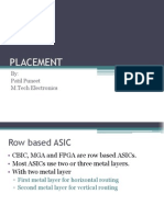 ASIC Placement