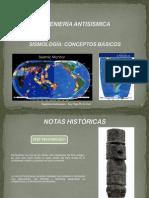 Sismología I